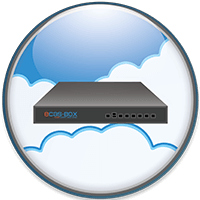 cloud appliance icon ecas